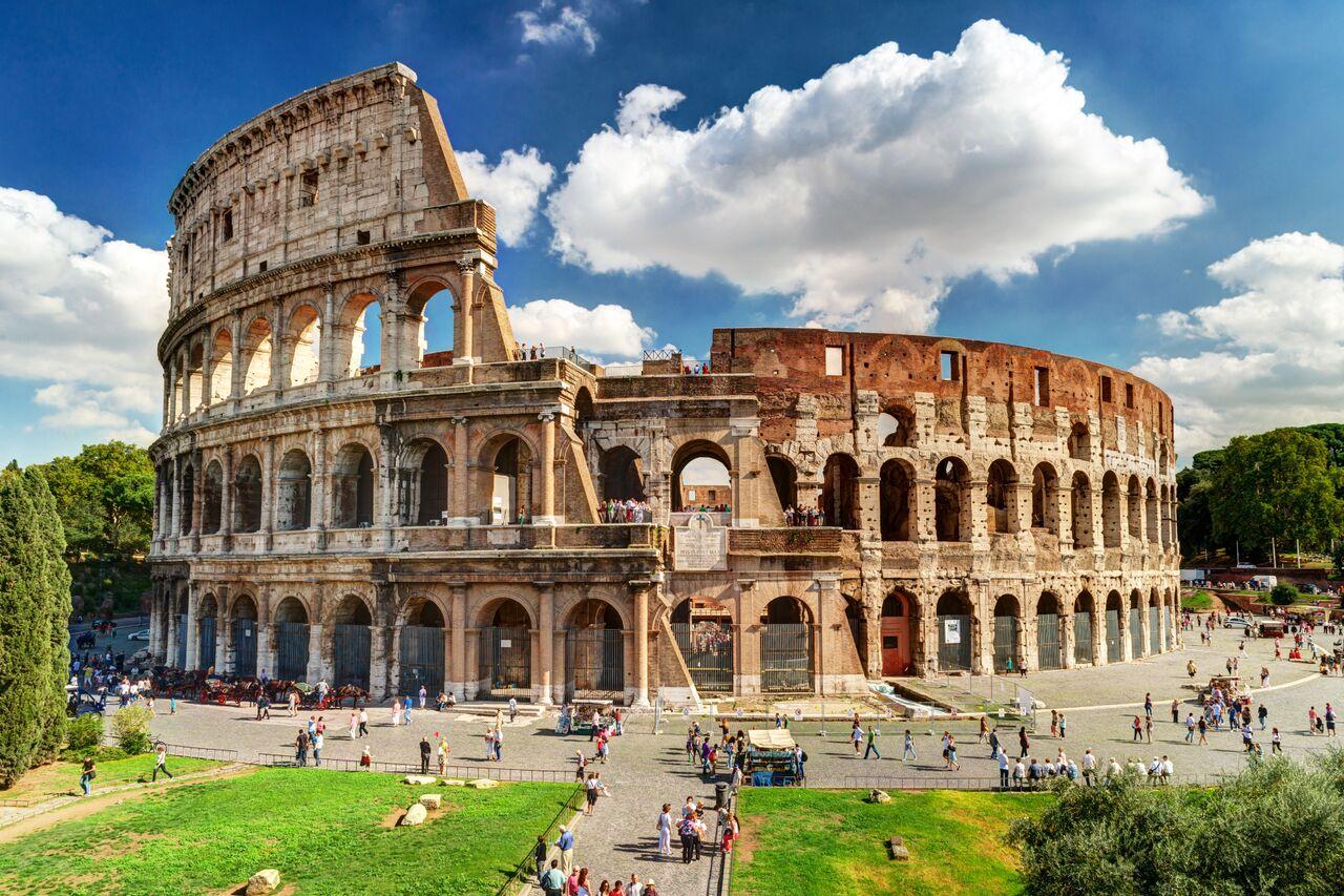 Róma  Ahol minden út összefut