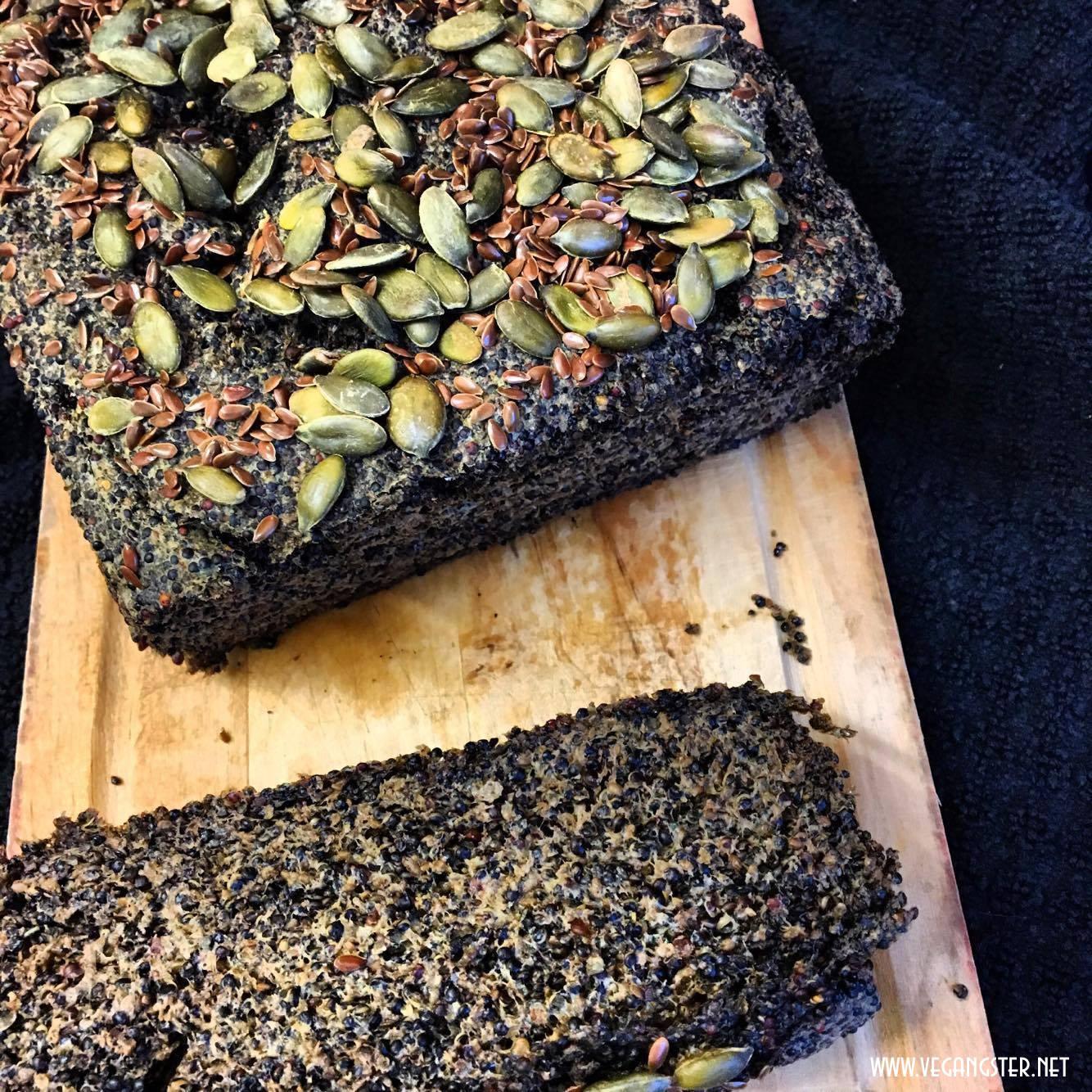 Quinoa kenyér