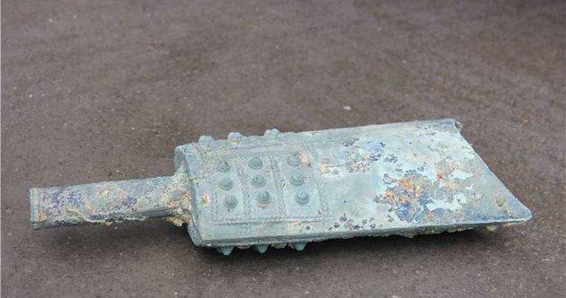 2000 éves hangszerre bukkant földművelés közben egy kínai gazda