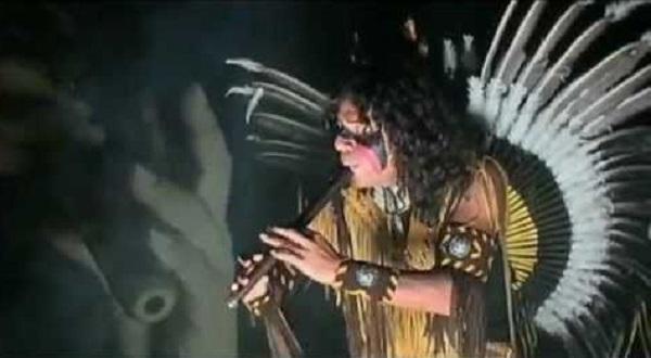 Feltölt, megnyugtat, kikapcsol – pihentető, indián dallamok…