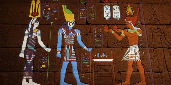 Csodálatos egyiptomi hieroglifákat állítottak helyre digitálisan