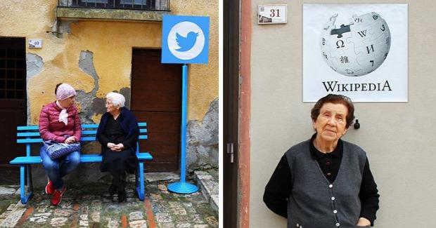 Nincs internet a faluban, így hát elhatározták, hogy ők maguk lesznek a világháló!