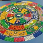 A mandala titkai: története, szerepe, színei