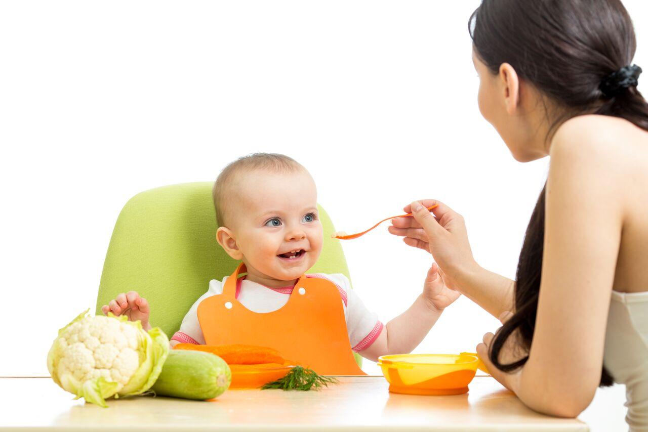 Szupertáplálékokkal a babáért