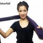 Itt a sálszezon! 25 remek tipp a sál viseléséhez!