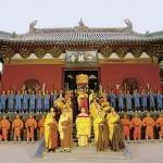 Hogyan él egy Shaolin szerzetes?