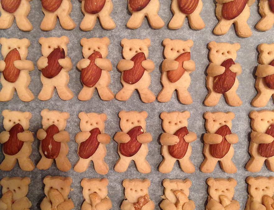 Az ölelős macisüti lehet az idei karácsony slágere
