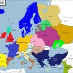 Európa történelme 3 percben – 6013 év megannyi változása egyetlen videóban