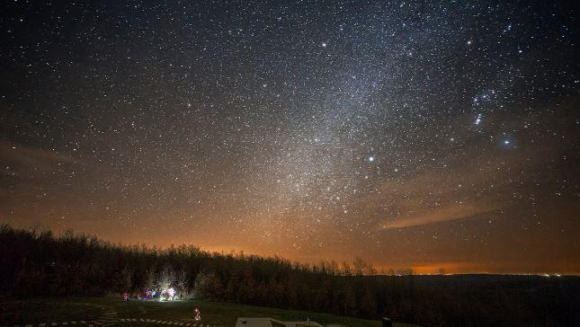 Hazánk egyik lenyűgöző csodája, a varázslatos Zselici Csillagpark