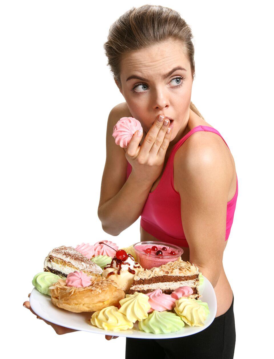 Ha edzek, bármennyi ehetek?