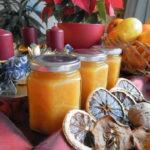 Narancsos gyömbérlekvár