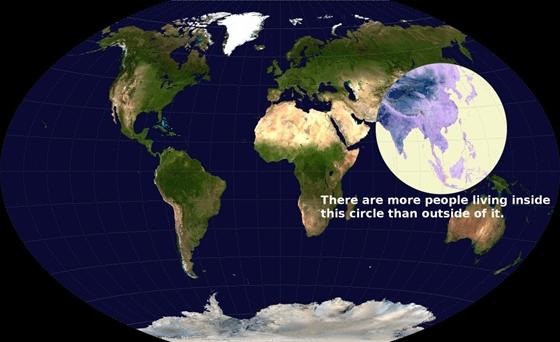 Elképesztő, hány ember él majd a Földön 2050-ben! Vajon lesz-e elég ennivaló?!