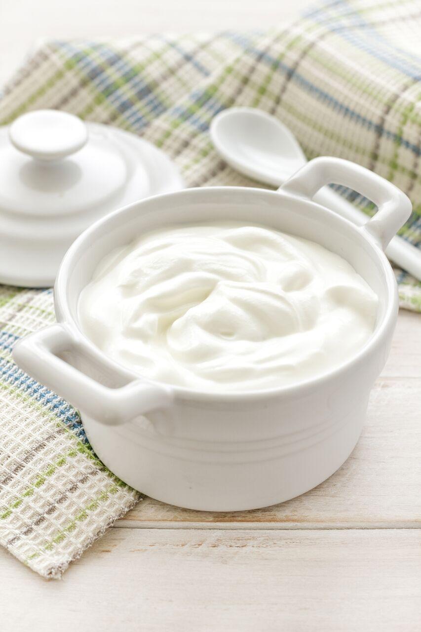 Növényi tejföl házilag