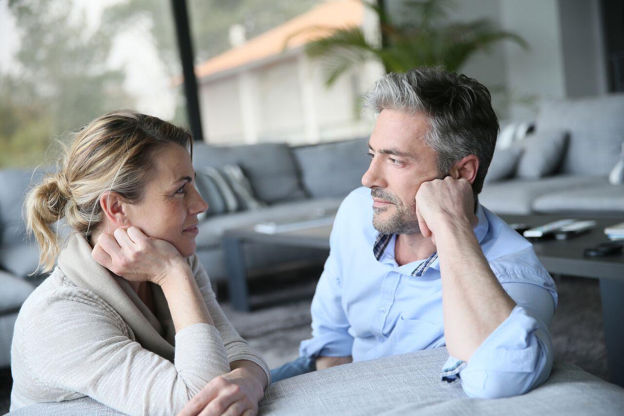 Beszélgetés a párkapcsolatban