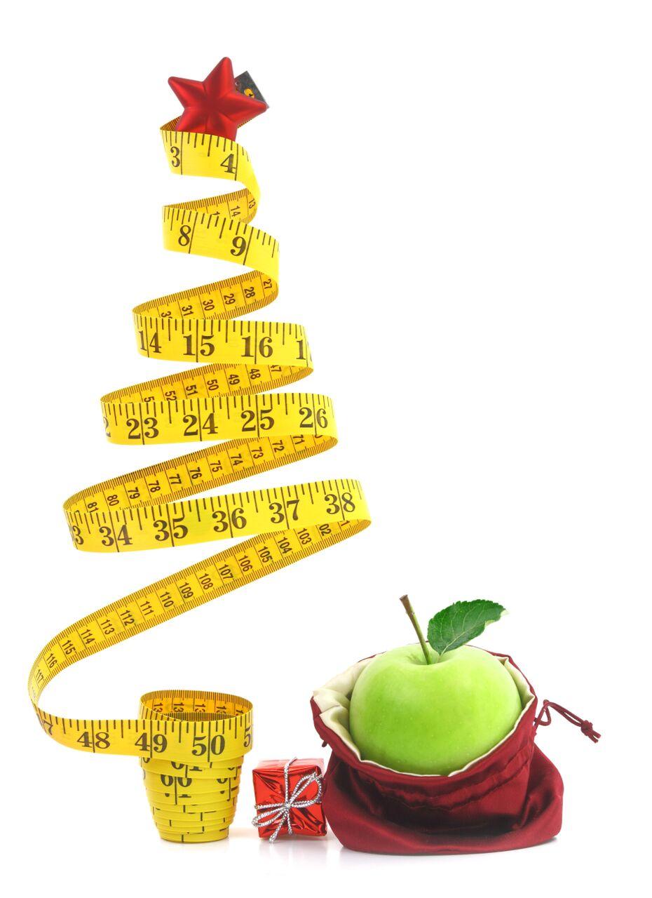 A Karácsony egy diétázónak kész RÉMÁLOM?