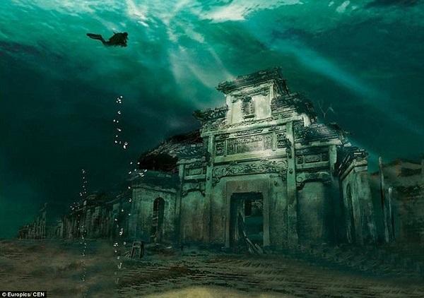 Kelet Atlantisza – a viz alatt rejtőző 600 éves Oroszlánváros titkai