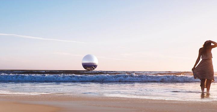 Csodálatos dologra képes ez a gigantikus gömb
