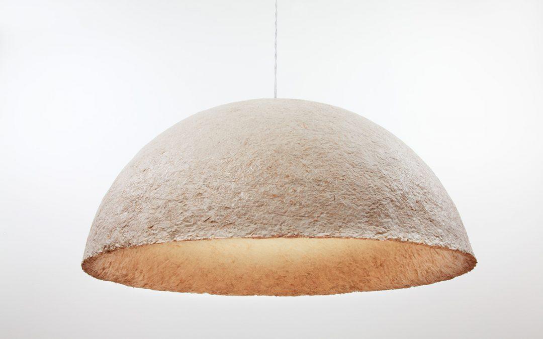 Már gombából is készítenek dizájnos otthoni kiegészítőket