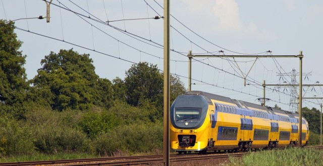 2018-ra 100%-ban szélenergiával működik majd Hollandia vasúthálózata!