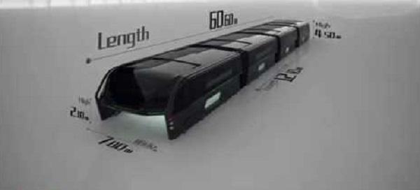 Elképesztően ötletes a jövő közlekedési eszköze!