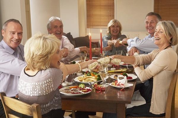 Így éld túl a nagy, karácsonyi evészeteket