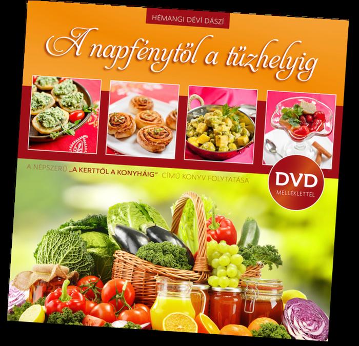 Megjelent az új szakácskönyvünk!