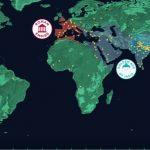 Lenyűgöző animáción követheted végig a világ népességének növekedését