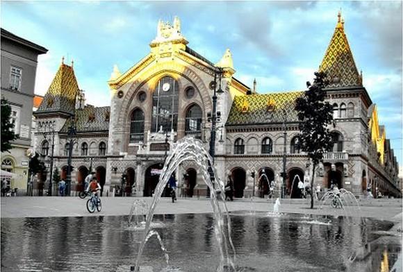 A világ legjobb piacának választották a jól ismert budapesti Vásárcsarnokot!