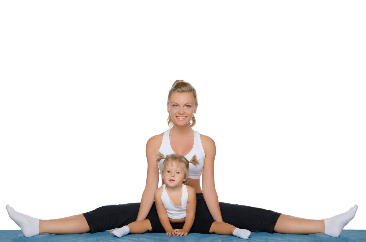 Baba mama jóga